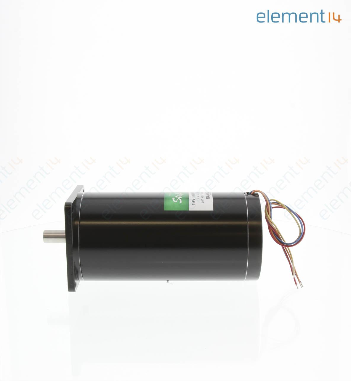 103h89223 5241 Sanyo Denki Sanmotion Stepper Motor