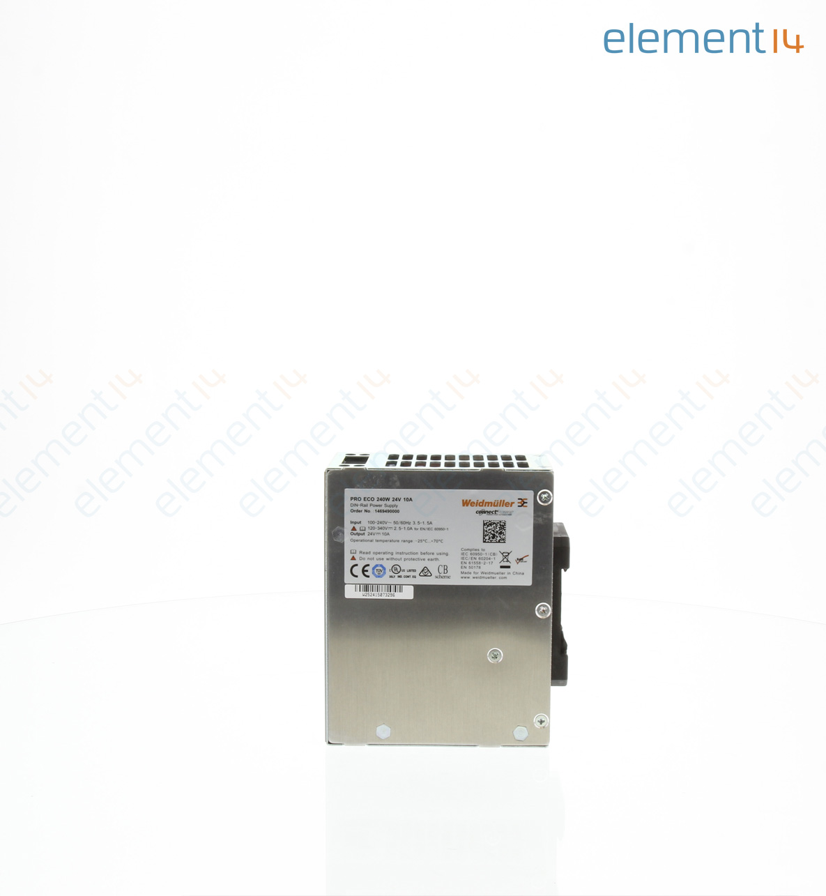 1469490000 Weidmuller Ac Dc Converter 240w 24v Tahmid39s Blog Power Control With Thyristor Pulse Skipping Using Add To Compare
