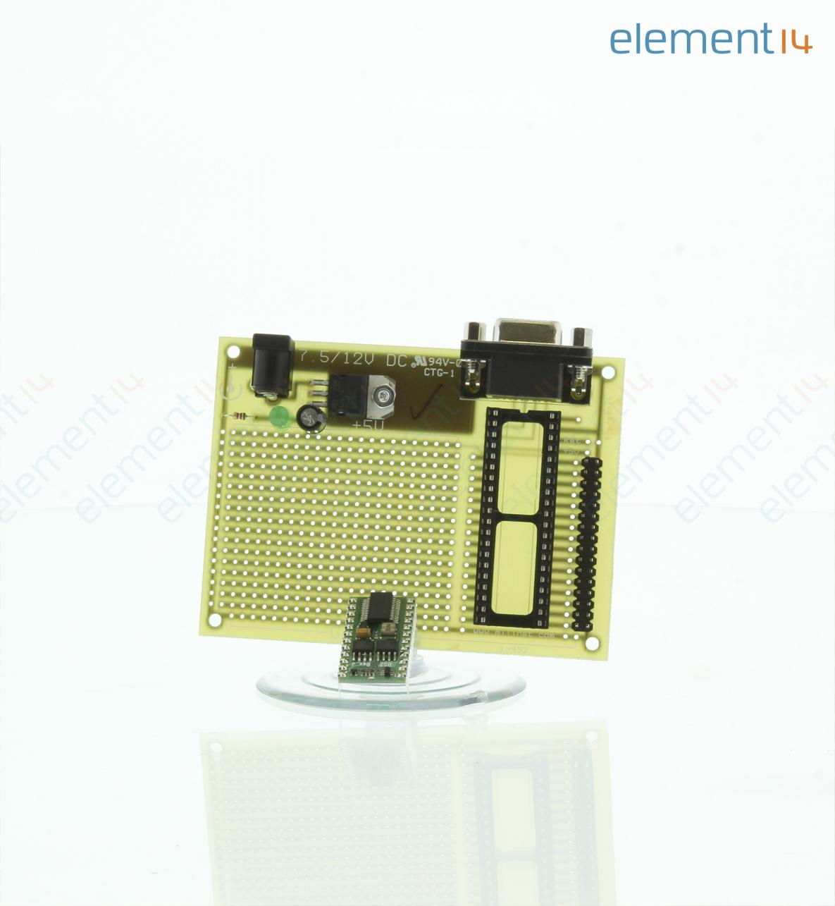 Fluke 1503 Insulation Tester Digital Megohmmeter 500v Wireless Testing A Pt2262based Remote Control Element14