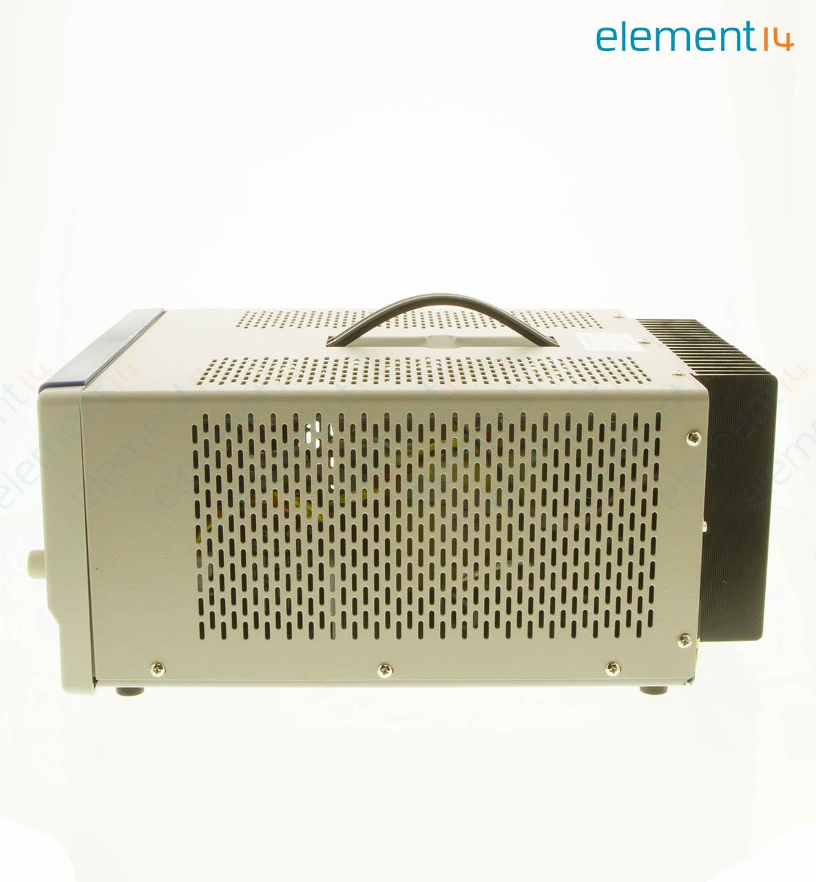 1747 B K Precision Bench Power Supply Single Adjustable 1 Output 0 V 60 V 0 A 10 A
