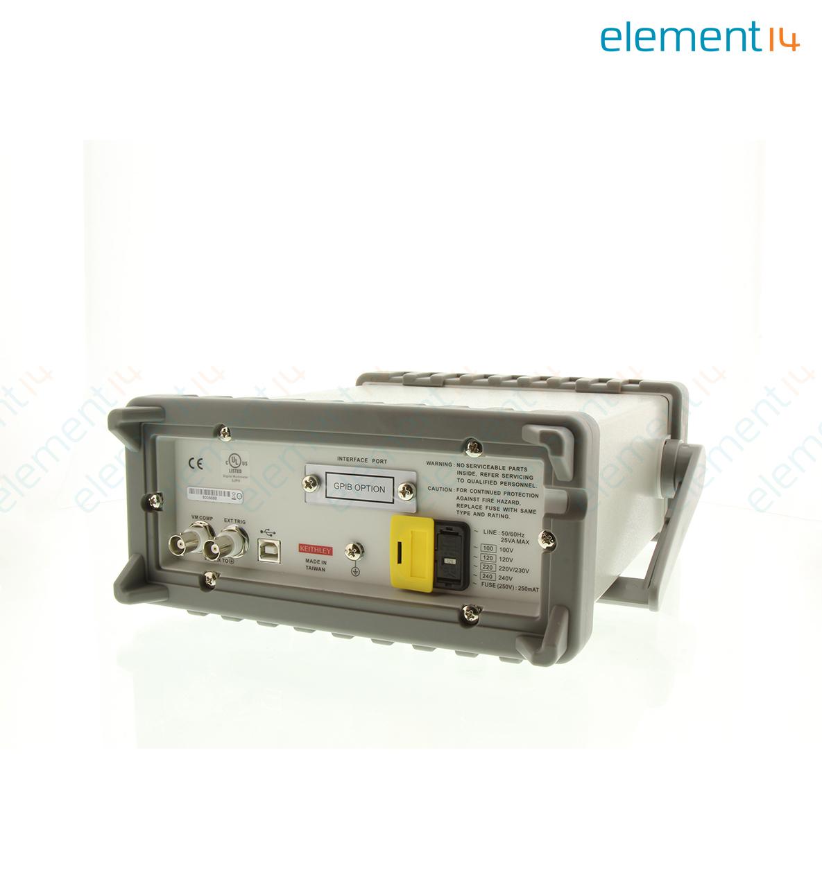 Bench Dmm: Bench Digital Multimeter, True RMS, Auto