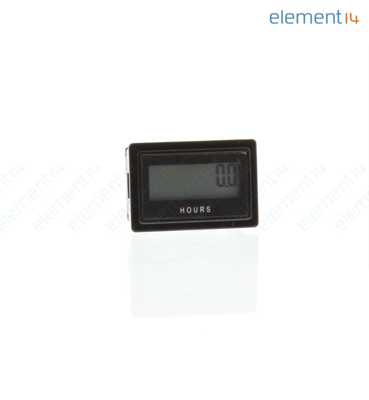 Hour Meters Panel : Redington counters panel mount timer model