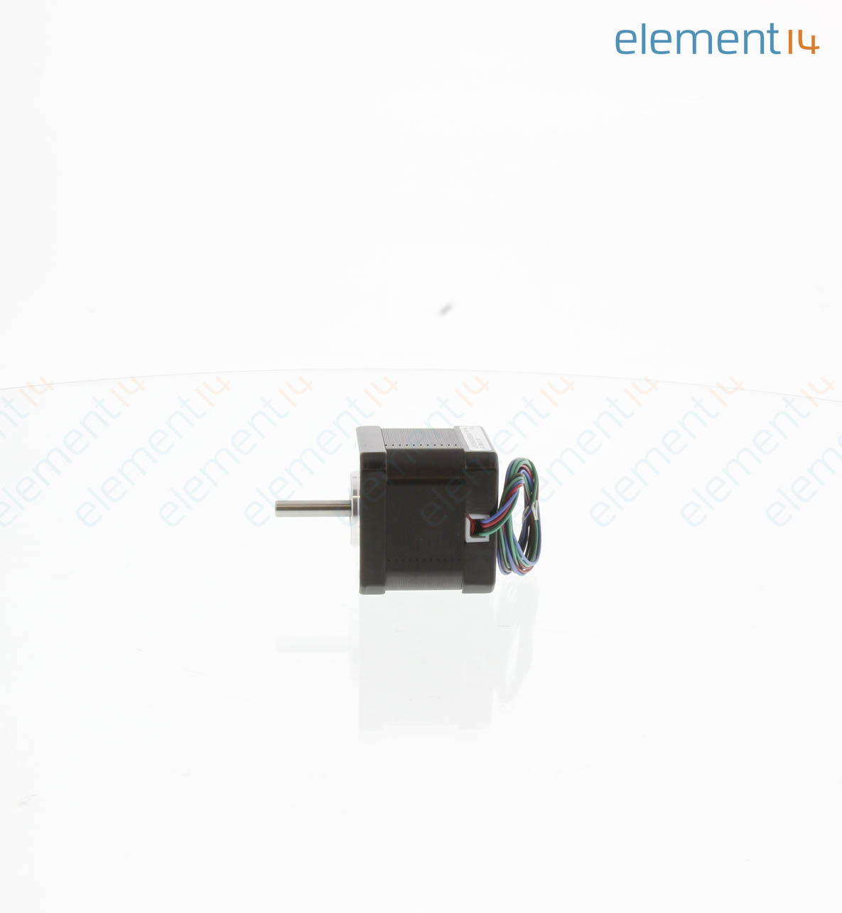 4118m 01ro Lin Engineering Stepper Motor Bipolar 044 N M Basic Circuit Supplies Steppermotor Timing Electromechanical