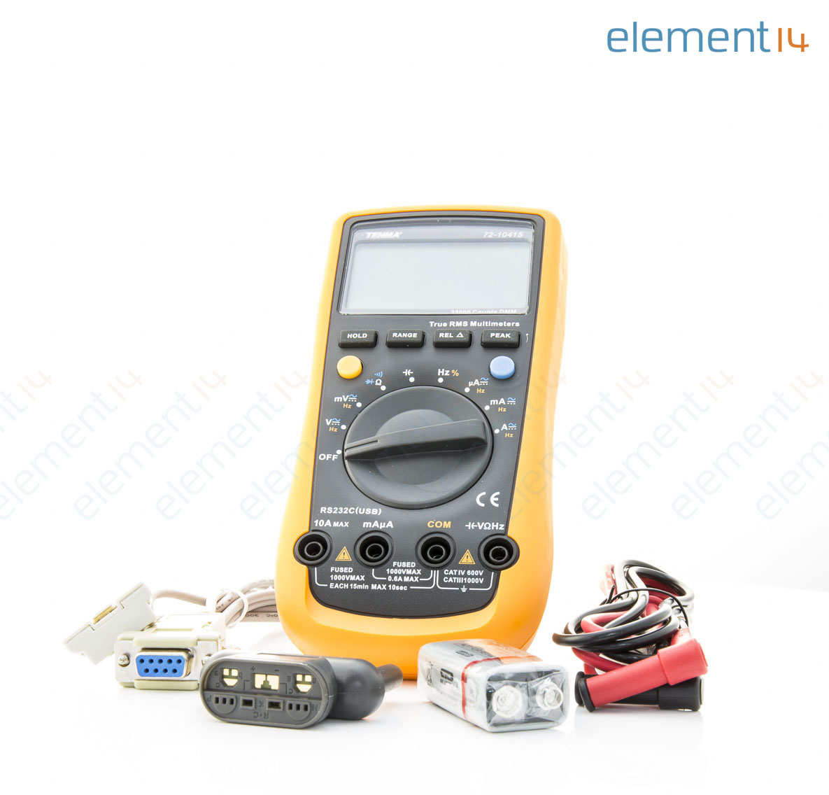 72 10415 Tenma Professional Digital Multimeter 22000 Count Wireless Testing A Pt2262based Remote Control Element14 Add To Compare