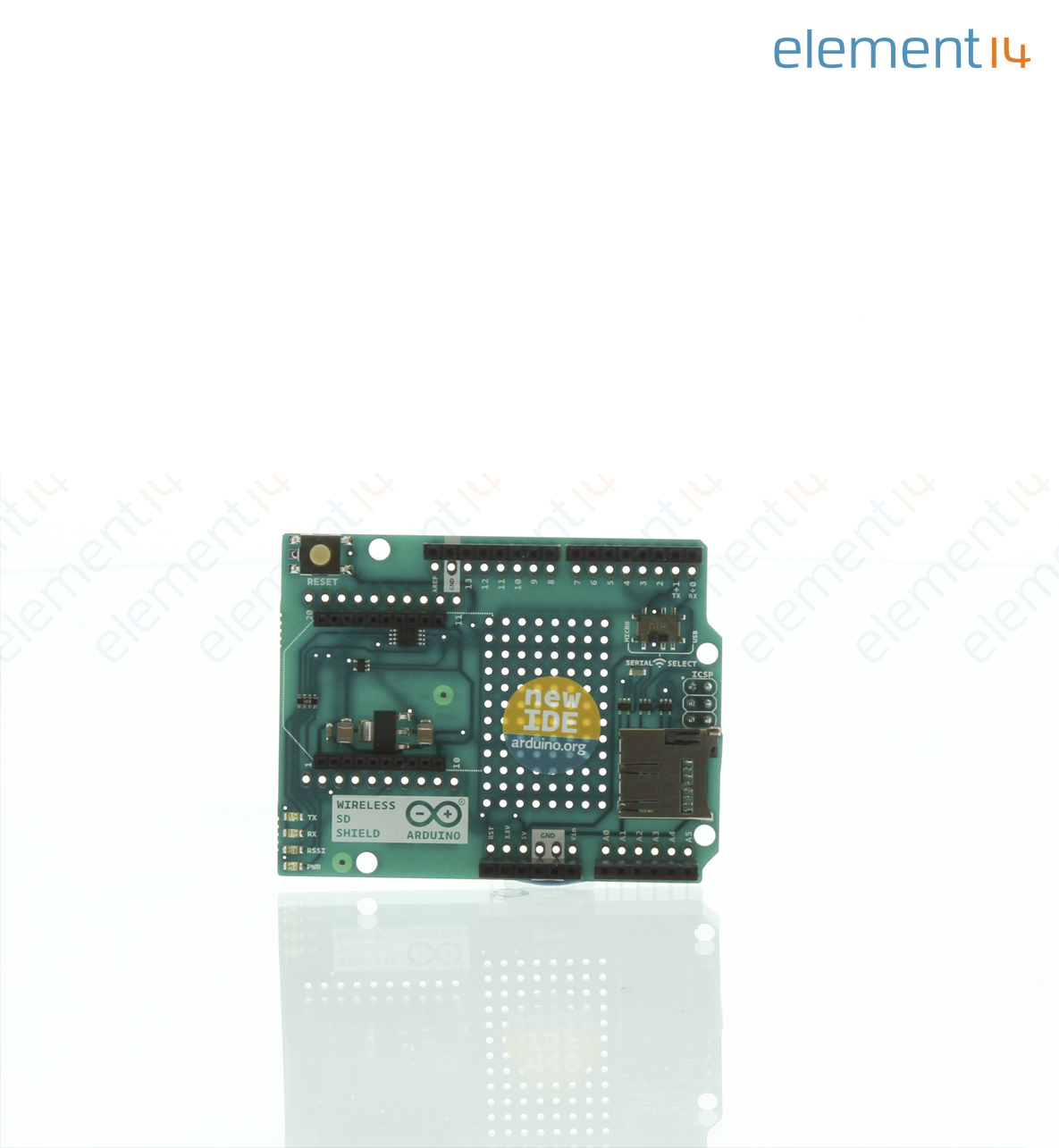 A000065 Arduino Daughter Board Proto Wireless Sd Shield Polarity Switch Element14 Add To Compare