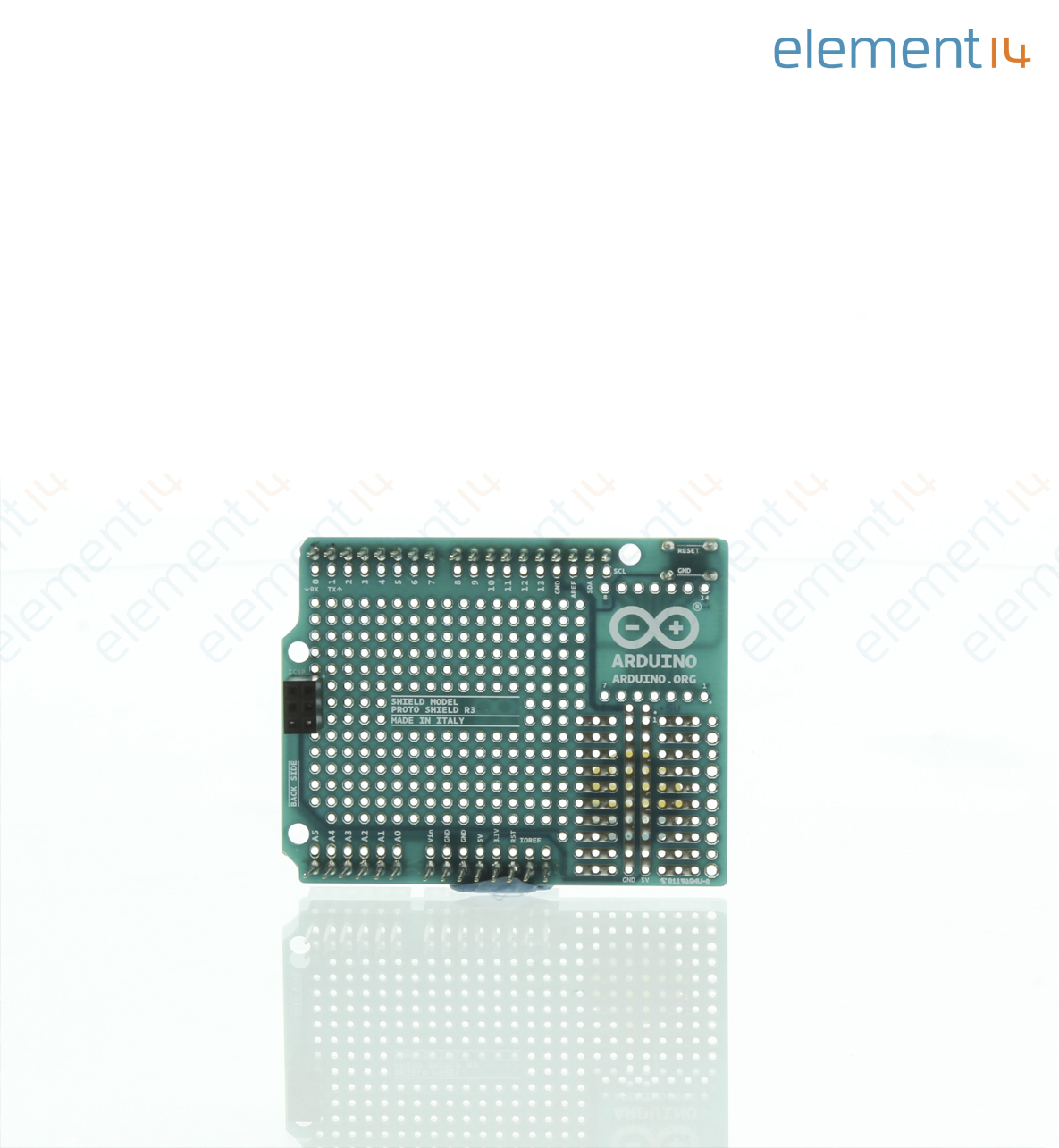 A000077 Arduino Daughter Board Prototype Shield 10 Circuit Prototypes Richmedia 2700b En