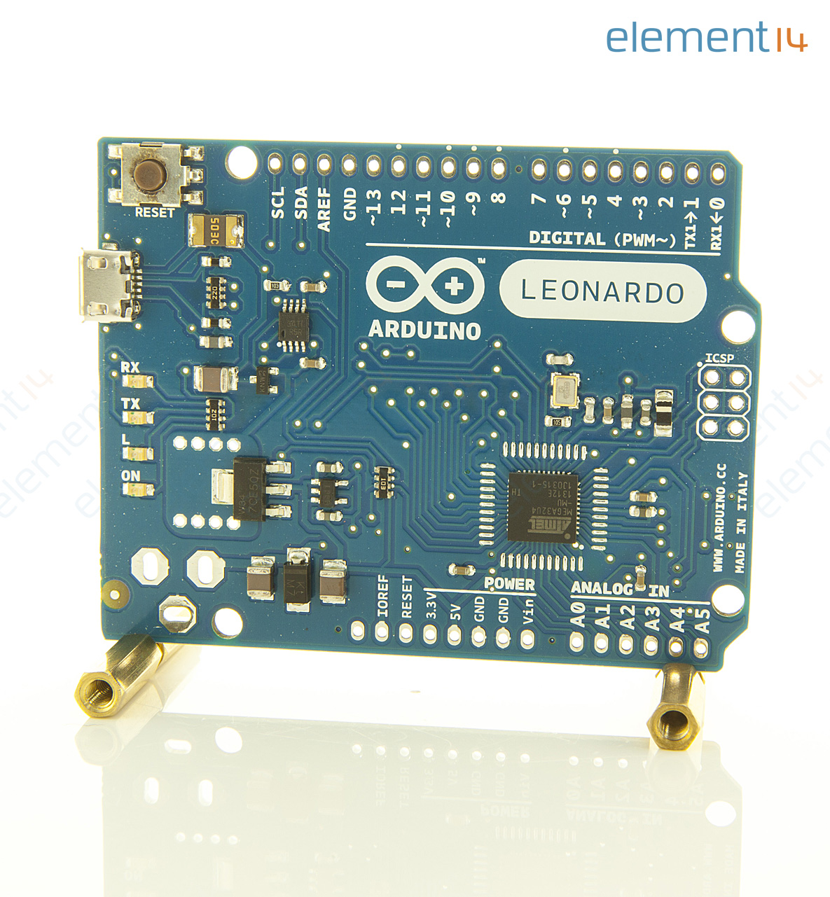 A arduino development board mini