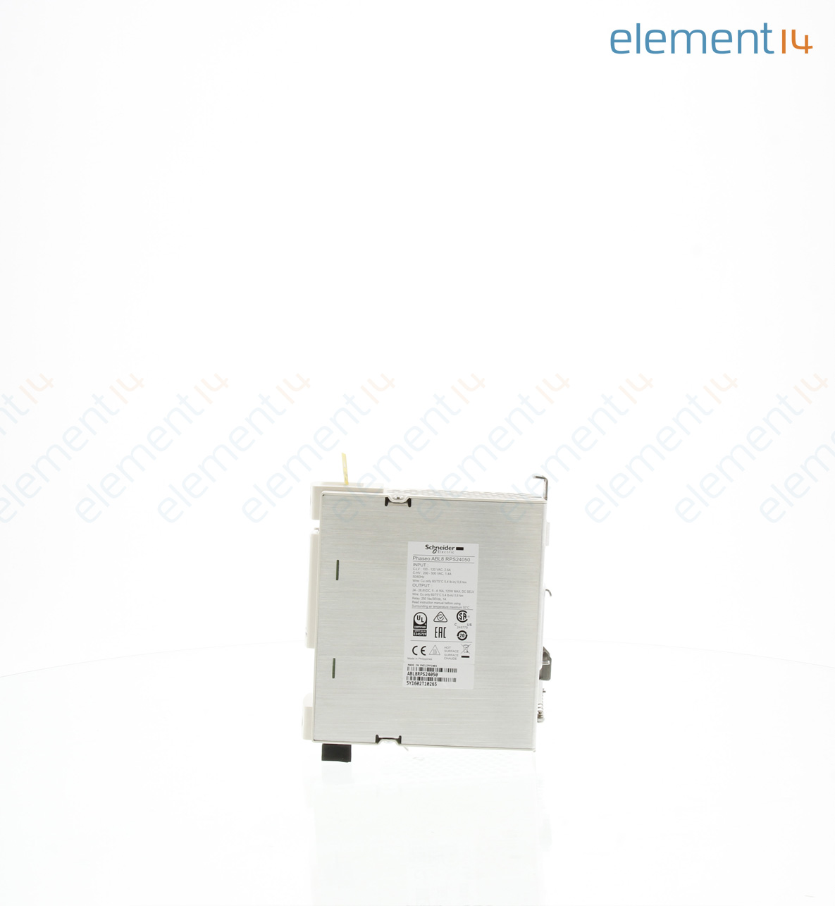 Abl8rps24050 Schneider Electric Ac Dc Din Rail Power Supply Psu Electronics Learning Circuits Webonly Products Technology Add To Compare