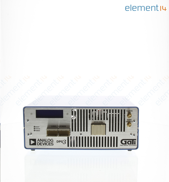 Digital Pattern Generator : Ad dpg analog devices evaluation module data