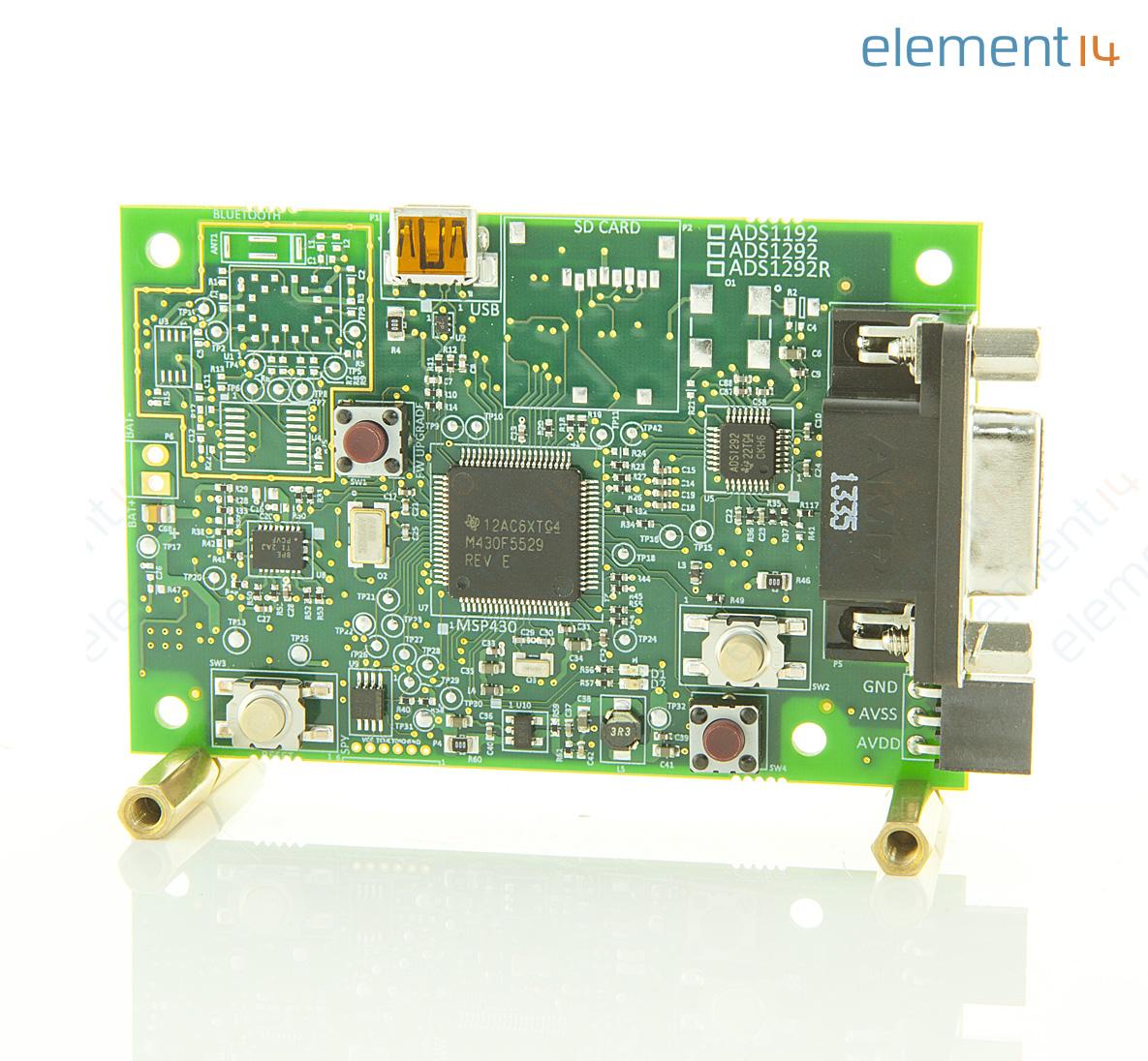 Arduino AD converter 24-bit 2 channels HX711 arduino