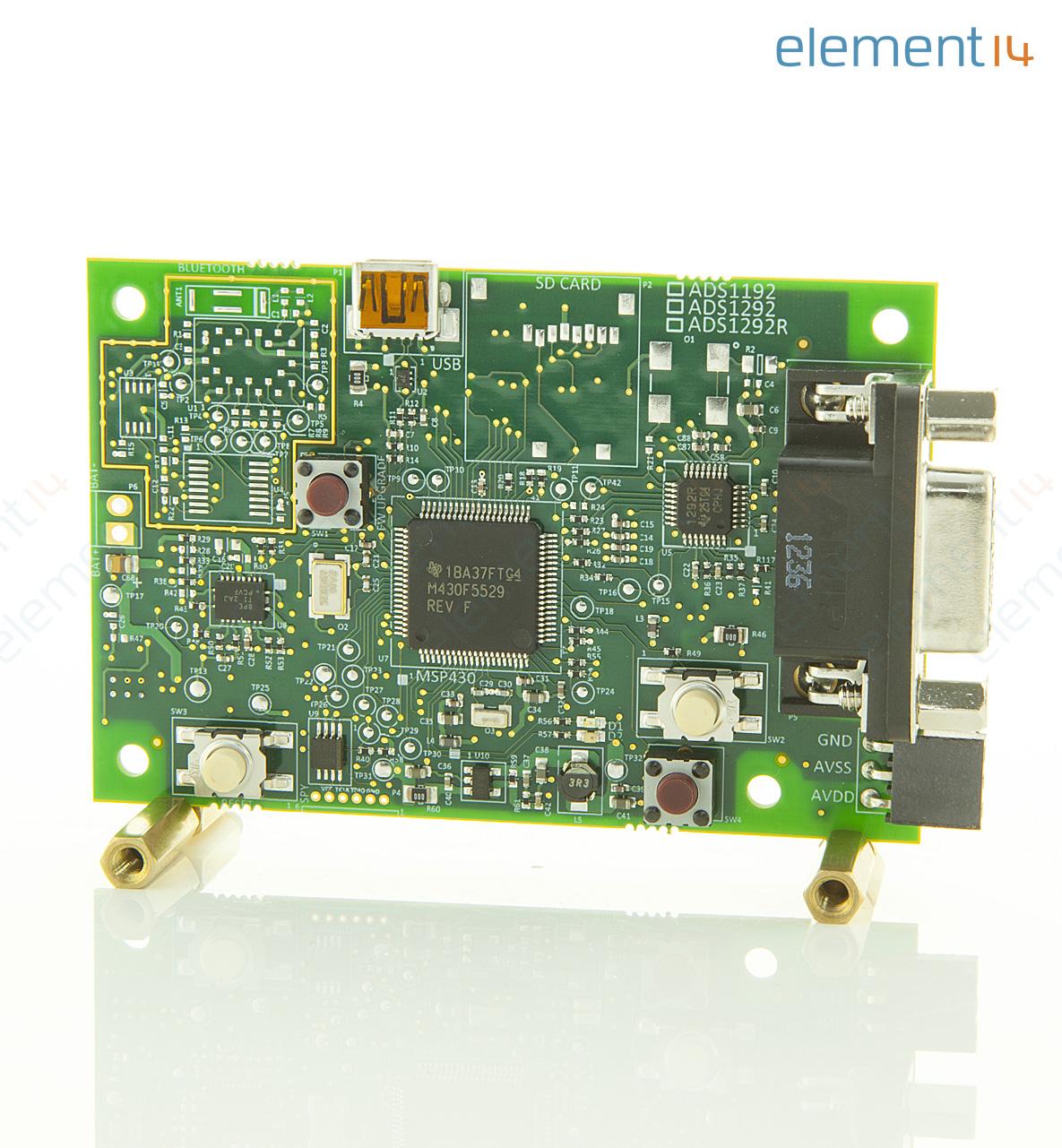 Weighing Sensor AD Module Dual channel 24 bit A D