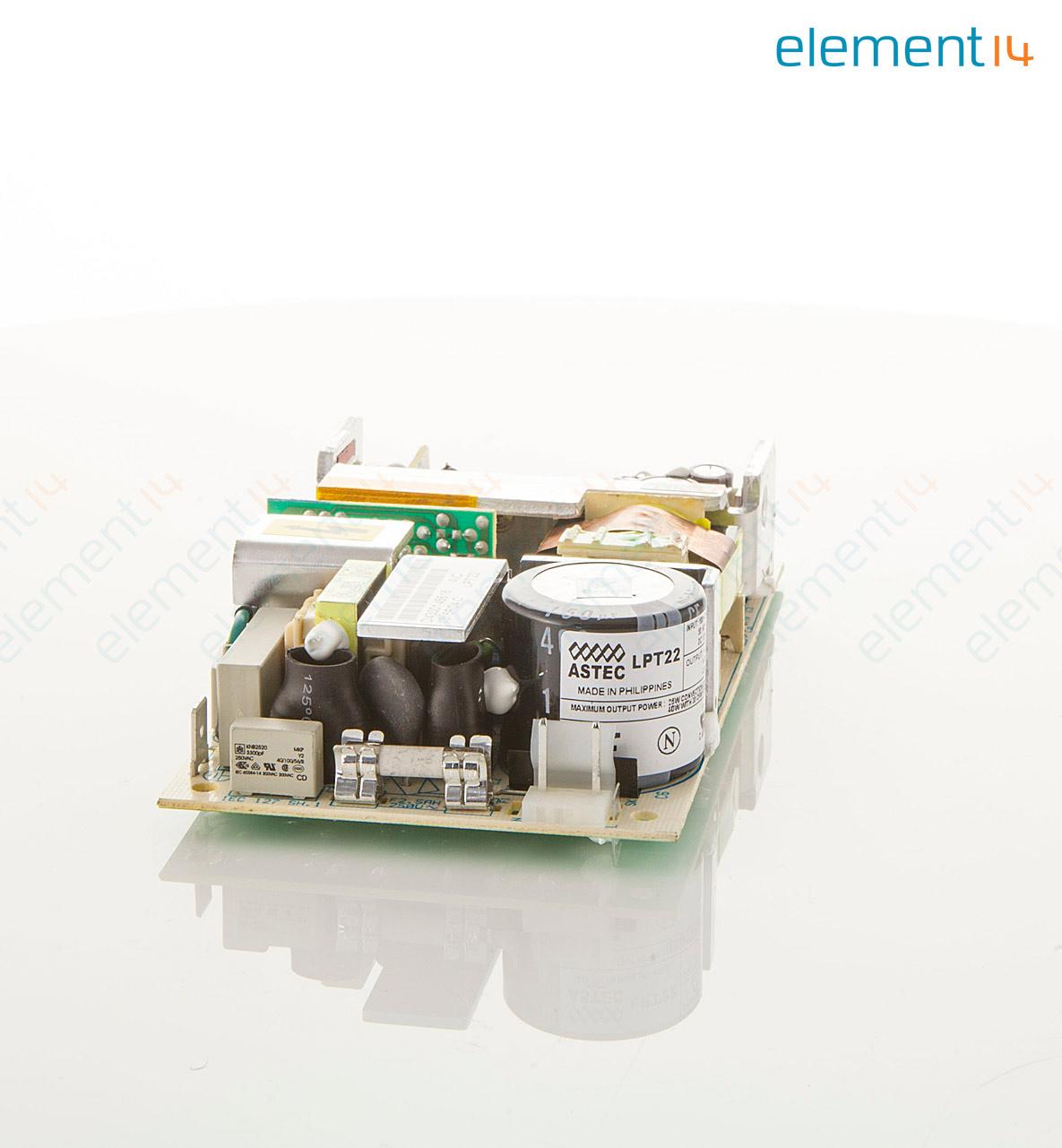 LPT22 ARTESYN EMBEDDED TECHNOLOGIES, Fuente de Alimentación AC/DC ...