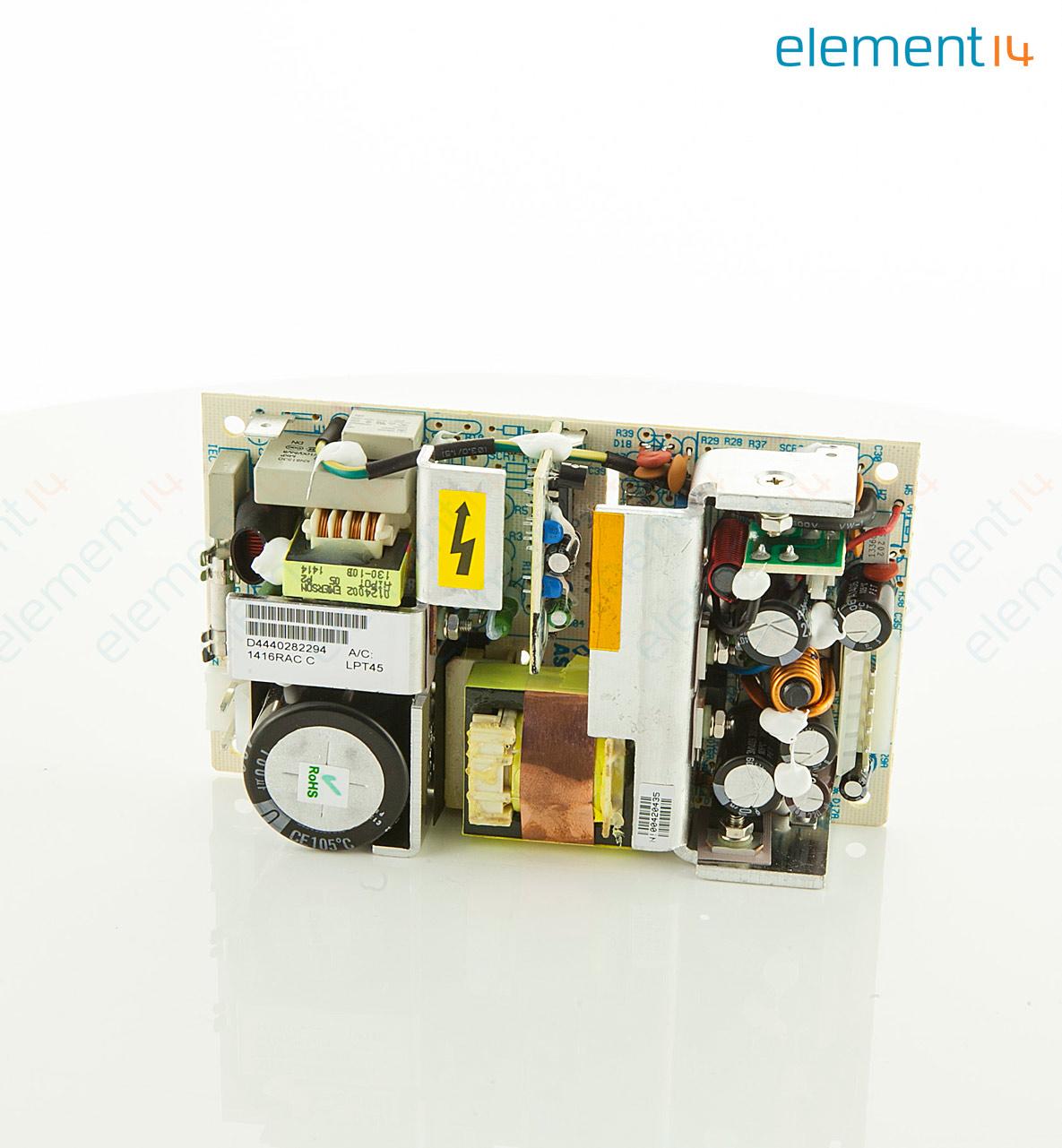 LPT45 ARTESYN EMBEDDED TECHNOLOGIES, Fuente de Alimentación AC/DC ...