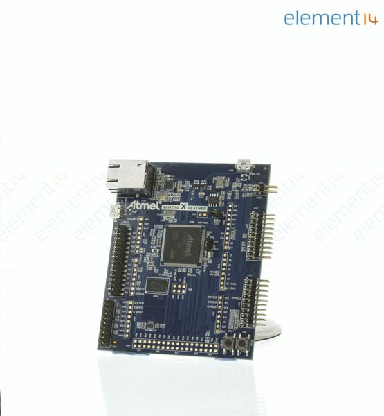 Atsame70 Xpld Microchip Evaluation Kit Same70q21 Arm