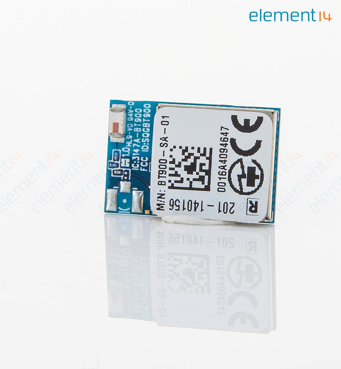 Intelligent Dual Mode Bluetooth® v4 0 Module, smartBASIC (Internal Antenna)