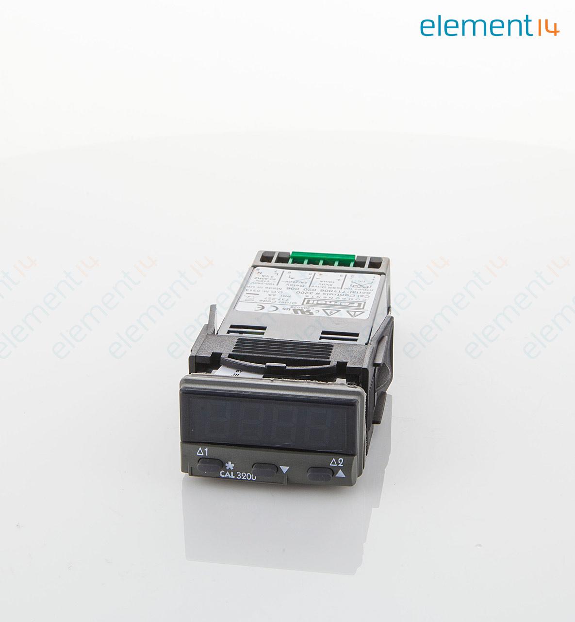 320000 CAL CONTROLS Temperature Controller Model 3200 Autotune 90  #1D8EAE