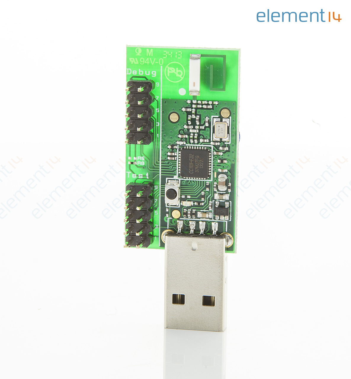 NEW DRIVERS: CC1111 USB DONGLE