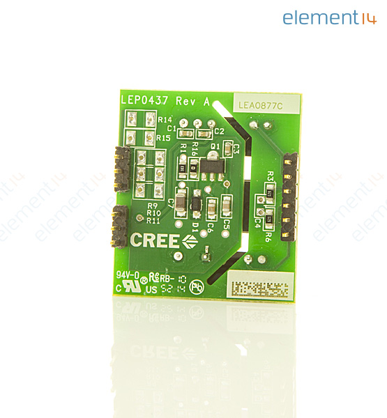 Crd 001 Wolfspeed Evaluation Board For All C2m Sic