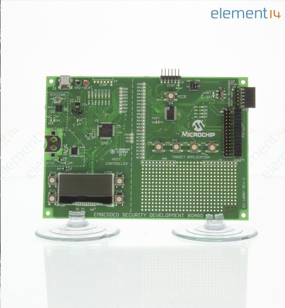 Development Kit, Wireless Remote Control, PIC12LF1840T39A MCU, 433 92 MHz