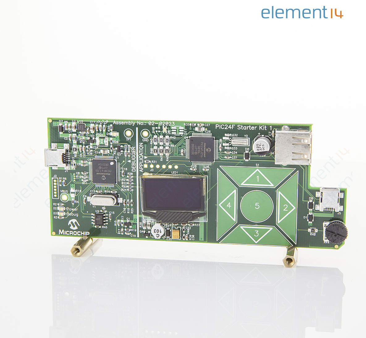 Dm240011 Microchip Evaluation Board Mplab Starter Kit Capacitive Electronics Learning Circuits Webonly Products Technology Richmedia 9400b En