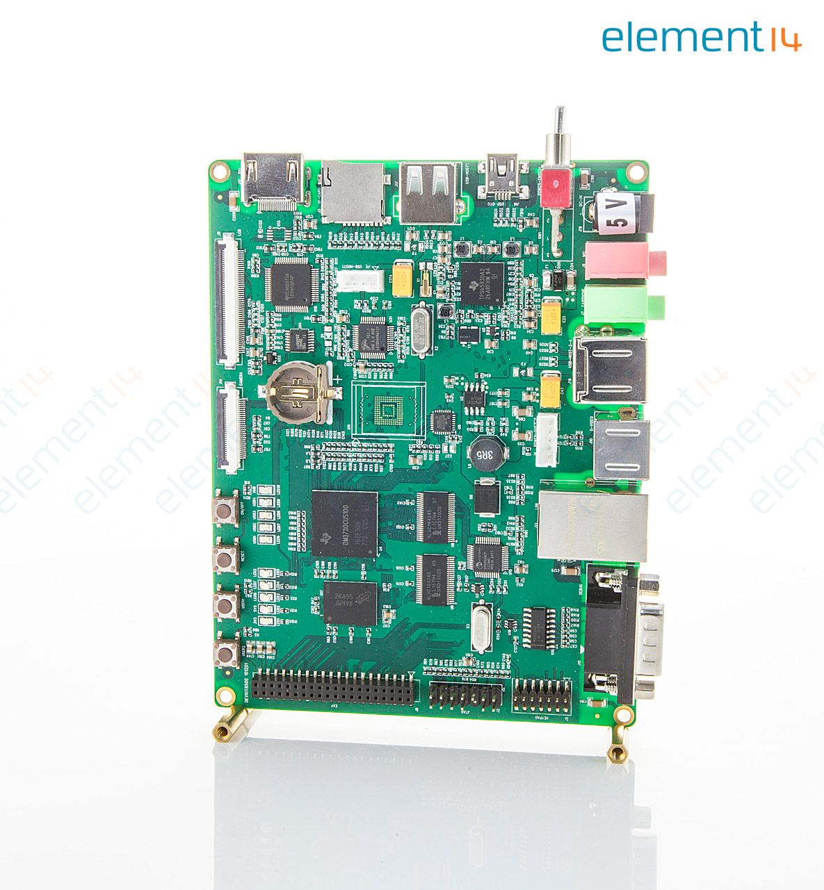 Dm3730 Evk Embest Media Processor Eval Kit Electronics Learning Circuits Webonly Products Technology Richmedia 9400b En