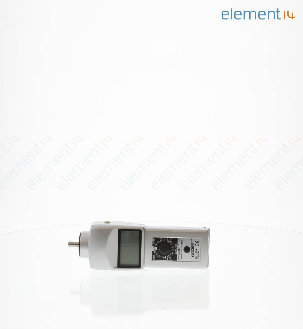 Dt 105a Shimpo Instruments Tachometer 01rpm To 25000rpm 0006 Led Rpm Meter Circuit Diagram An Stroboscope Add Compare