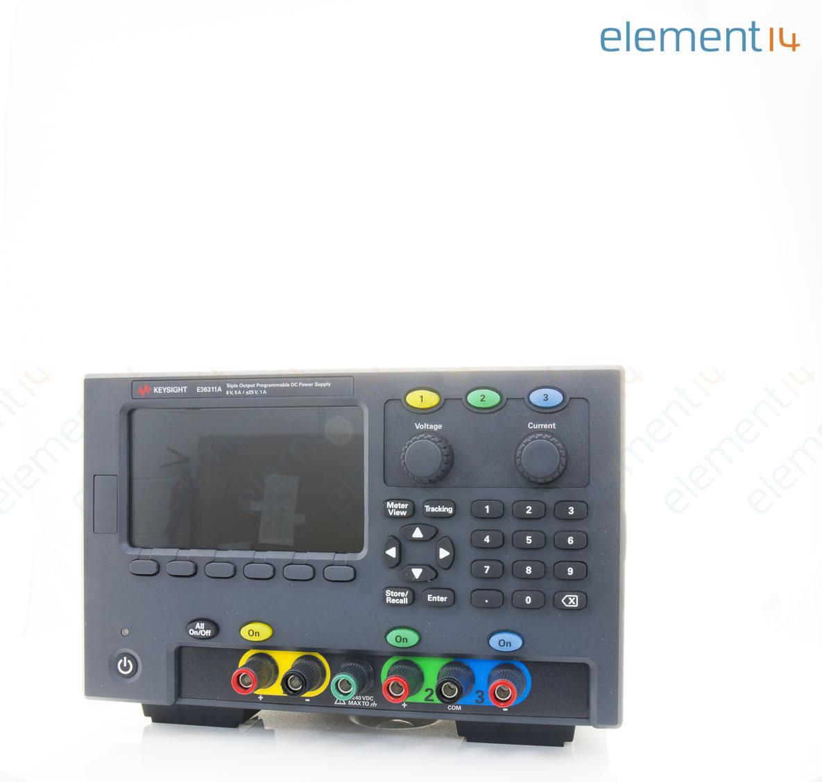 E36311a Keysight Technologies Bench Power Supply Dc