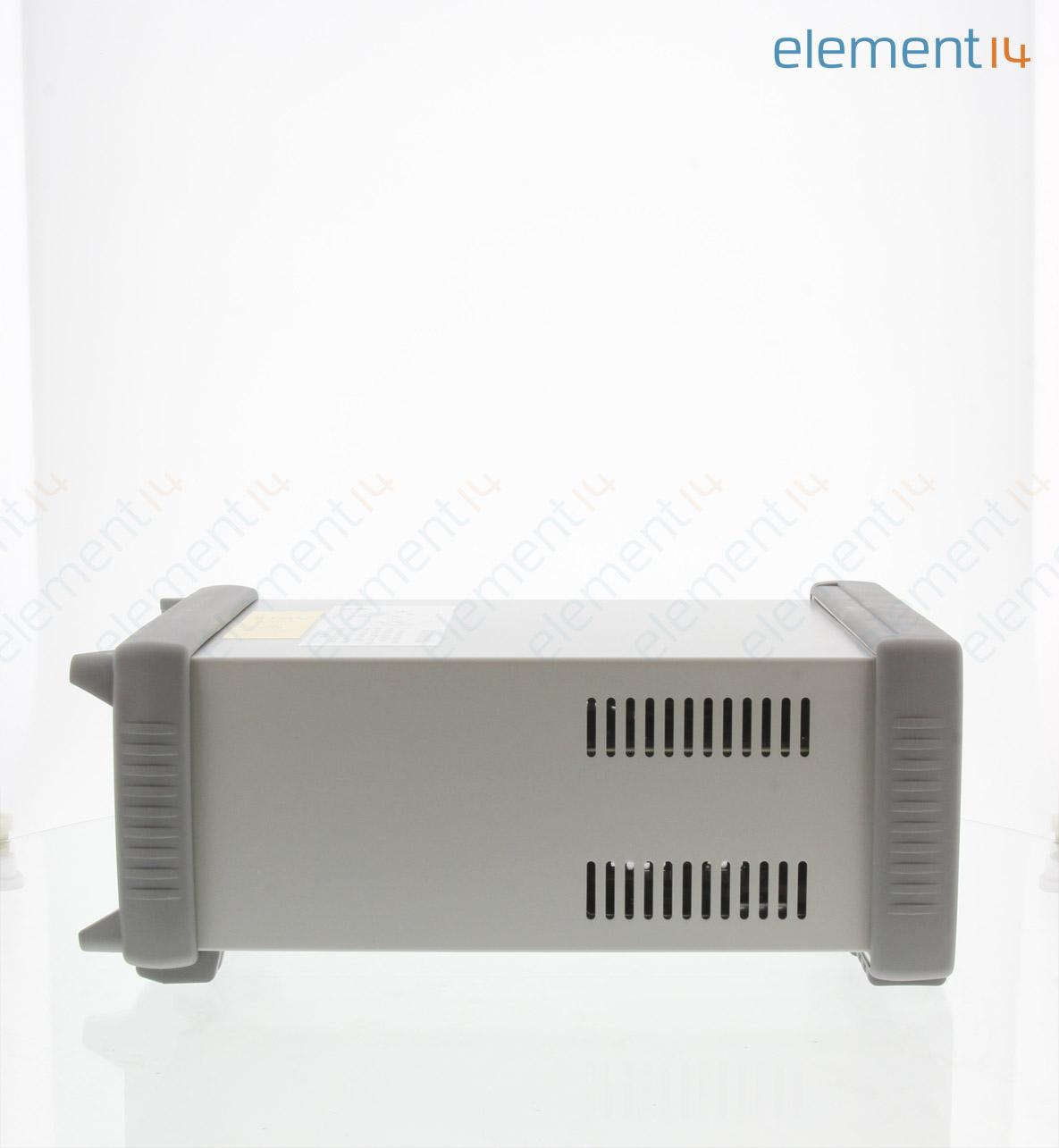 E3646a Keysight Technologies Bench Power Supply Programmable 2 Output 0 V 20 V 1 5 A 3