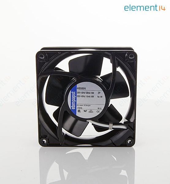 4656n ebm papst axial fan 4000n series ip20 230 v for Ebm papst fan motor