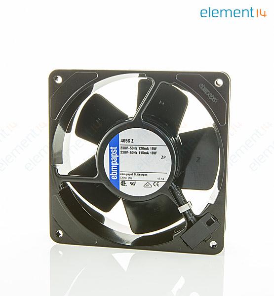 4656z ebm papst axial fan 4000z series ip20 for Ebm papst fan motor
