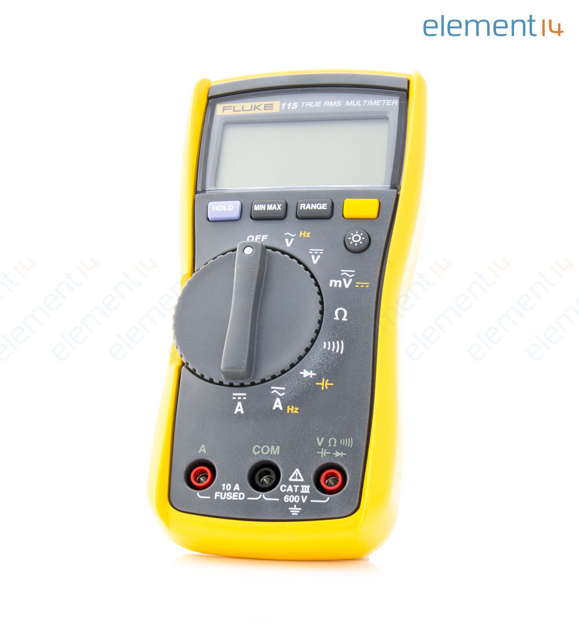 fluke 115 digital multimeter manual