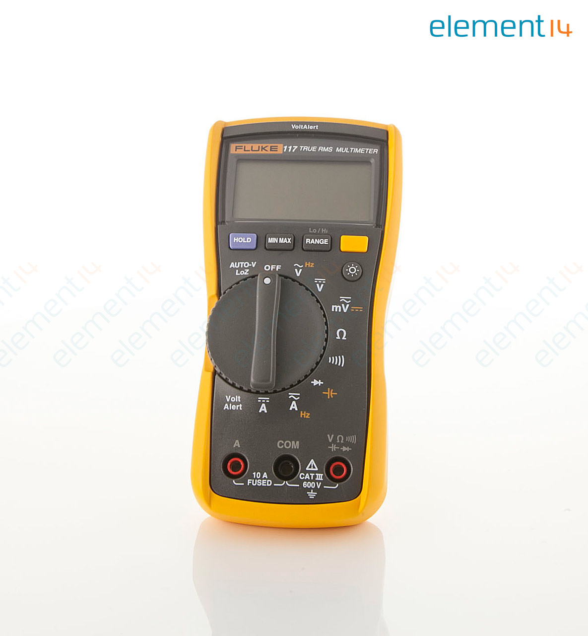 Fluke 117 Electricians Digital Multimeter 110 Series 6000 Count Digitalmultimetercircuitboard14691919jpg