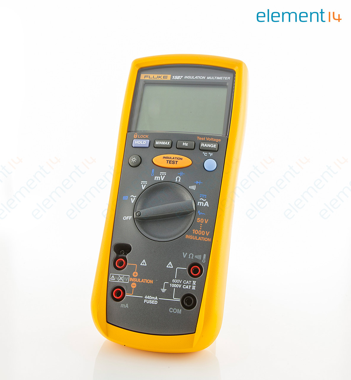 fluke 1587 fluke insulation digital multimeter 6000 count true rms rh uk farnell com Fluke 77 User Manual fluke 1587 owners manual