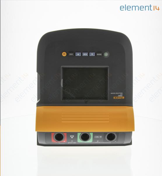 Fluke 1550c Fluke 5 Kv Insulation Tester