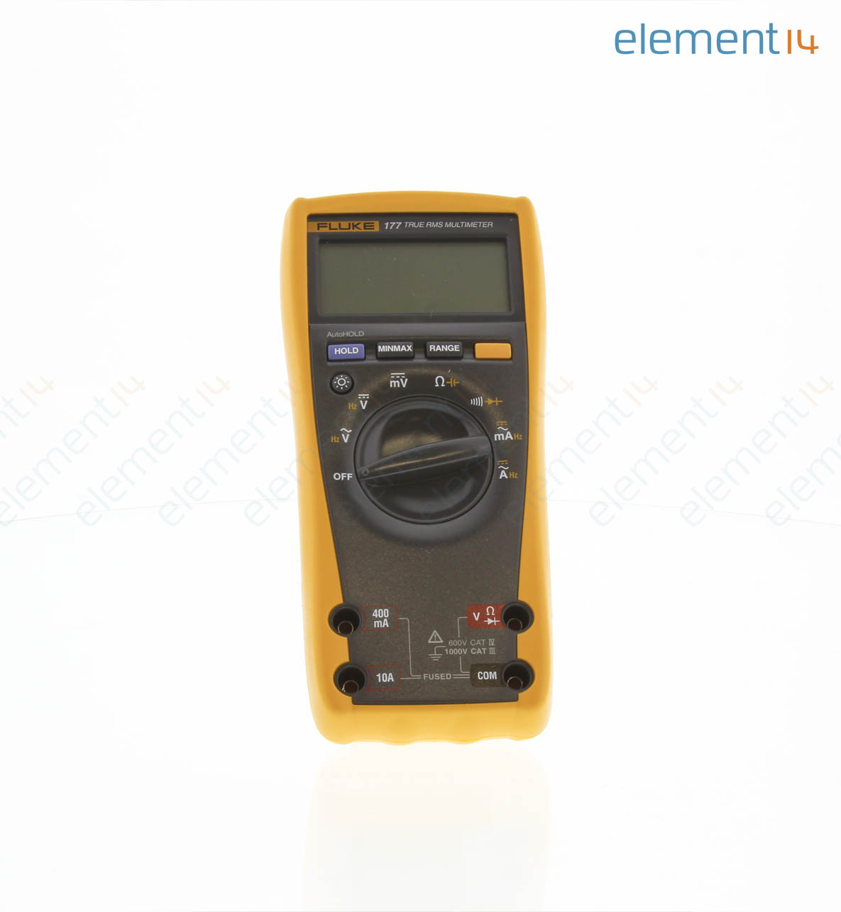 fluke 177 esfp fluke handheld digital multimeter 170 series rh newark com Fluke Model 177 Fluke 177 Parts List