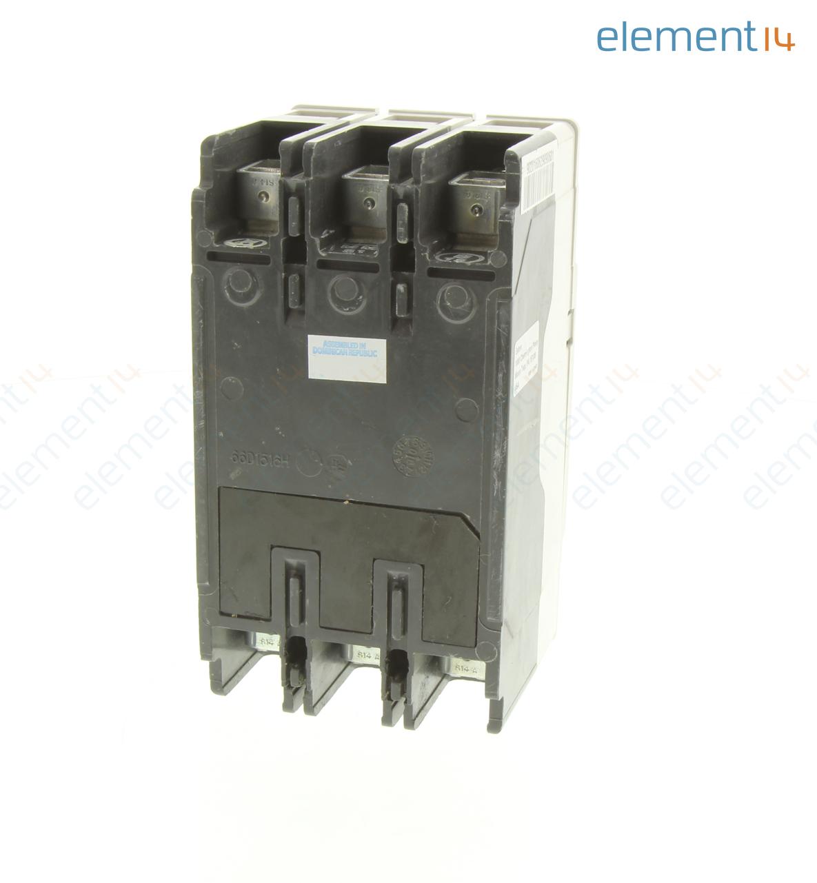 HMCPE050K2C - EATON CUTLER HAMMER - Thermal Magnetic Circuit Breaker ...