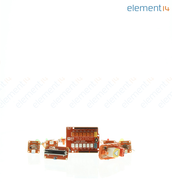 K arduino kit de démarrage shield tinkerkit