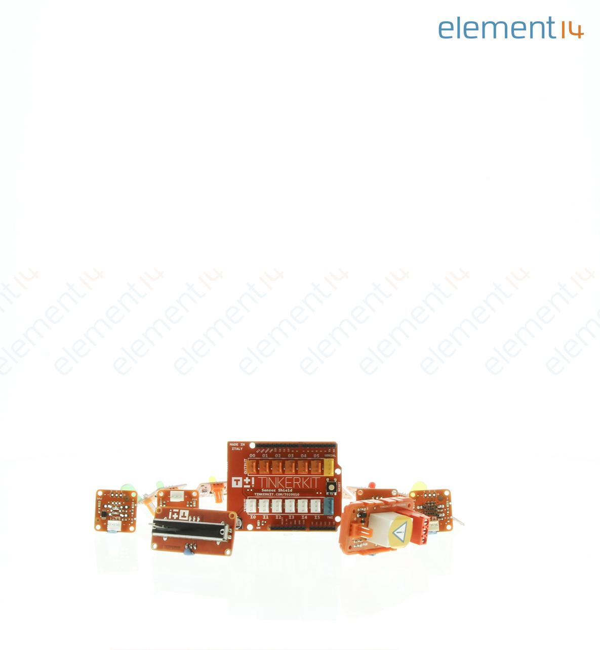 K arduino starter kit tinkerkit