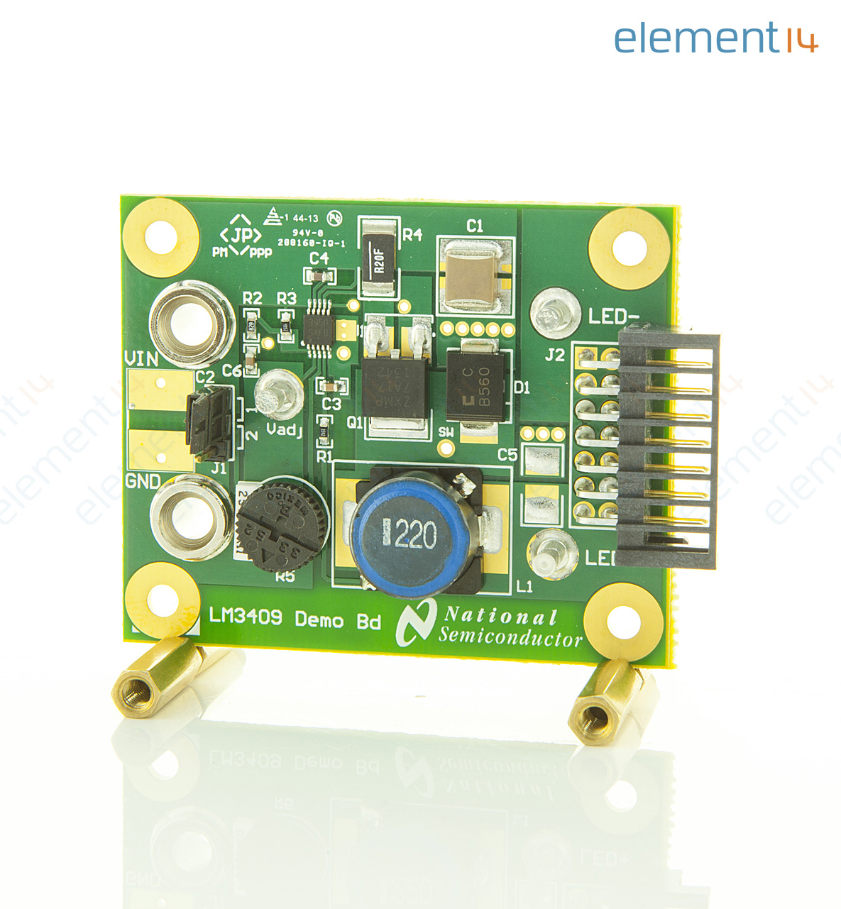 Lm3409eval Texas Instruments Lm3409 Pwm Led Driver Evaluation Board Electronics Learning Circuits Webonly Products Technology Add To Compare