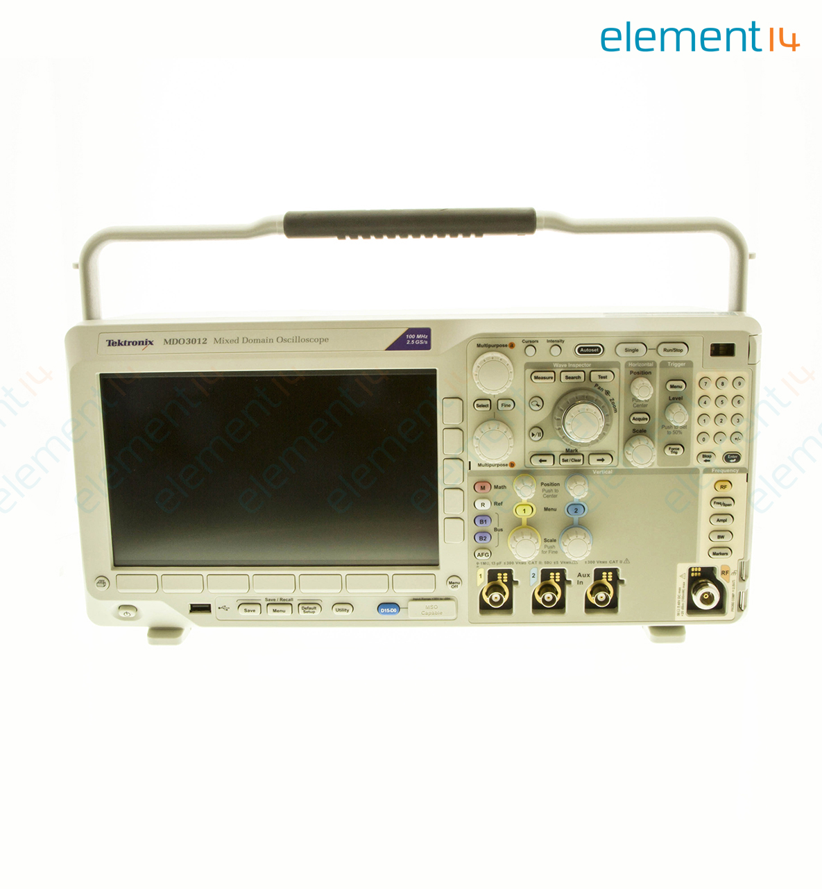 Mdo3012 Tektronix Oscilloscope Mdo3000 Series 2 Channel Tahmid39s Blog Ac Power Control With Thyristor Pulse Skipping Using Richmedia 350kb En