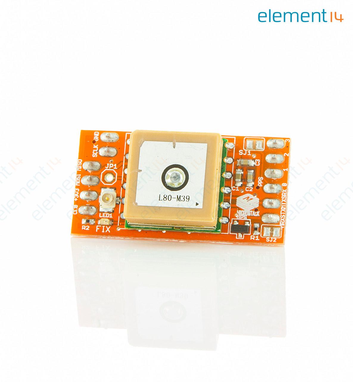 Microstack Gps Expansion Board Accessory Circuit Module Buy Boardgps Tracking Pcbgps