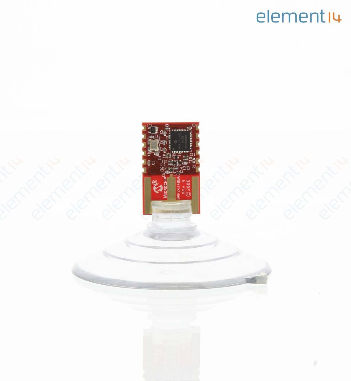 Mrf24j40ma I Rm Microchip Rf Transceiver Radio Module 250kbps Pcb Wireless Testing A Pt2262based Remote Control Element14 Richmedia 9400b En