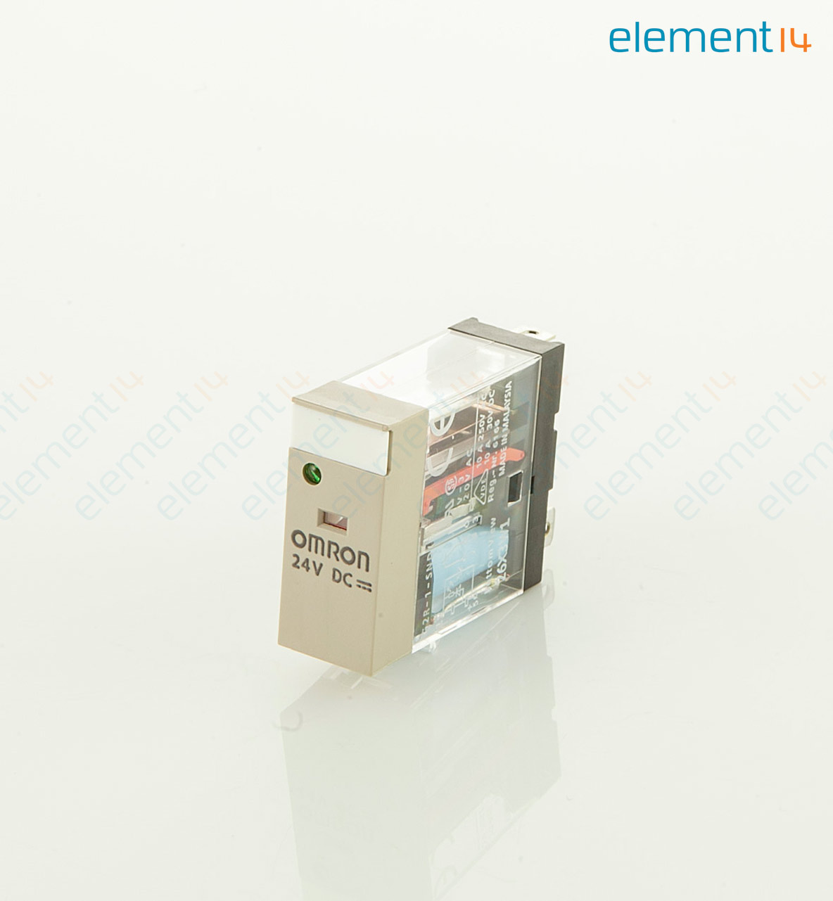G2r 1 Snd 24dc Omron Power Relay Spdt 24 Vdc Ltspice Add To Compare