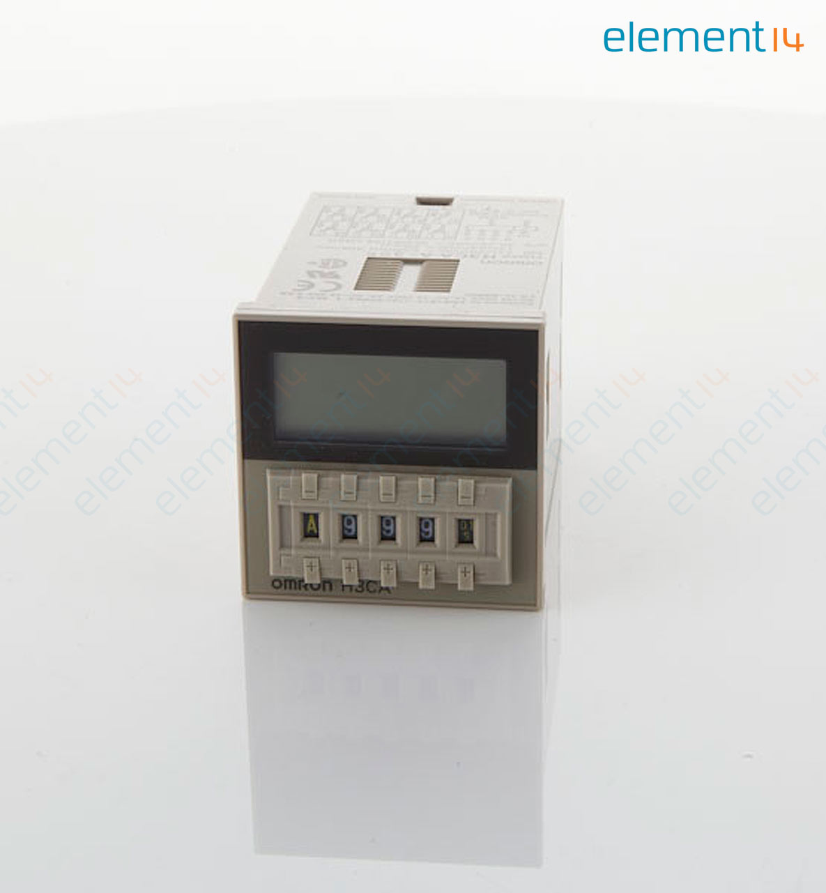 H3caa306 Omron Timer H3ca Series 7 Ranges Circuit Breaker Interface Units Add To Compare