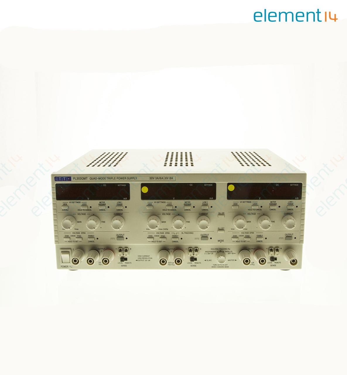 Pl303qmt Aim Tti Instruments Bench Power Supply Linear Regulated Diagram Ingram 3 30v 3a Adjustable Dc