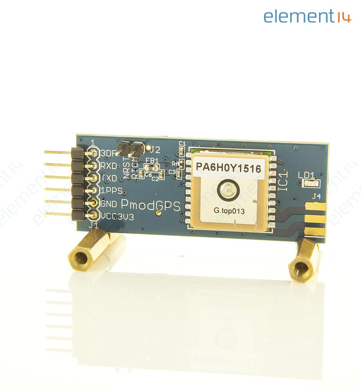 410 237 Digilent Daughter Board Pmodgps Gps Receiver Module Circuit