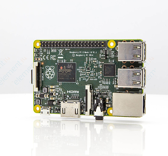 Raspberry Pi 2 Model B 1GB Technical Specificat