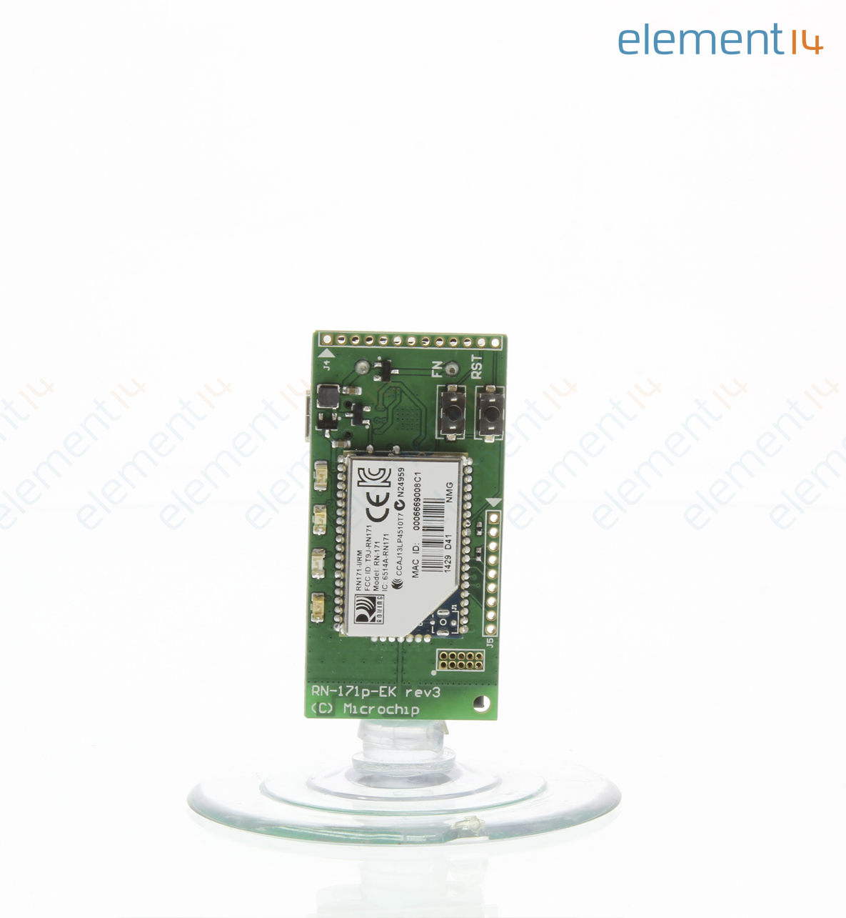 Rn 171 Ek Microchip Evaluation Kit Wifi Ultra Low Power Embedded Solid State Relay Vishay Add To Compare