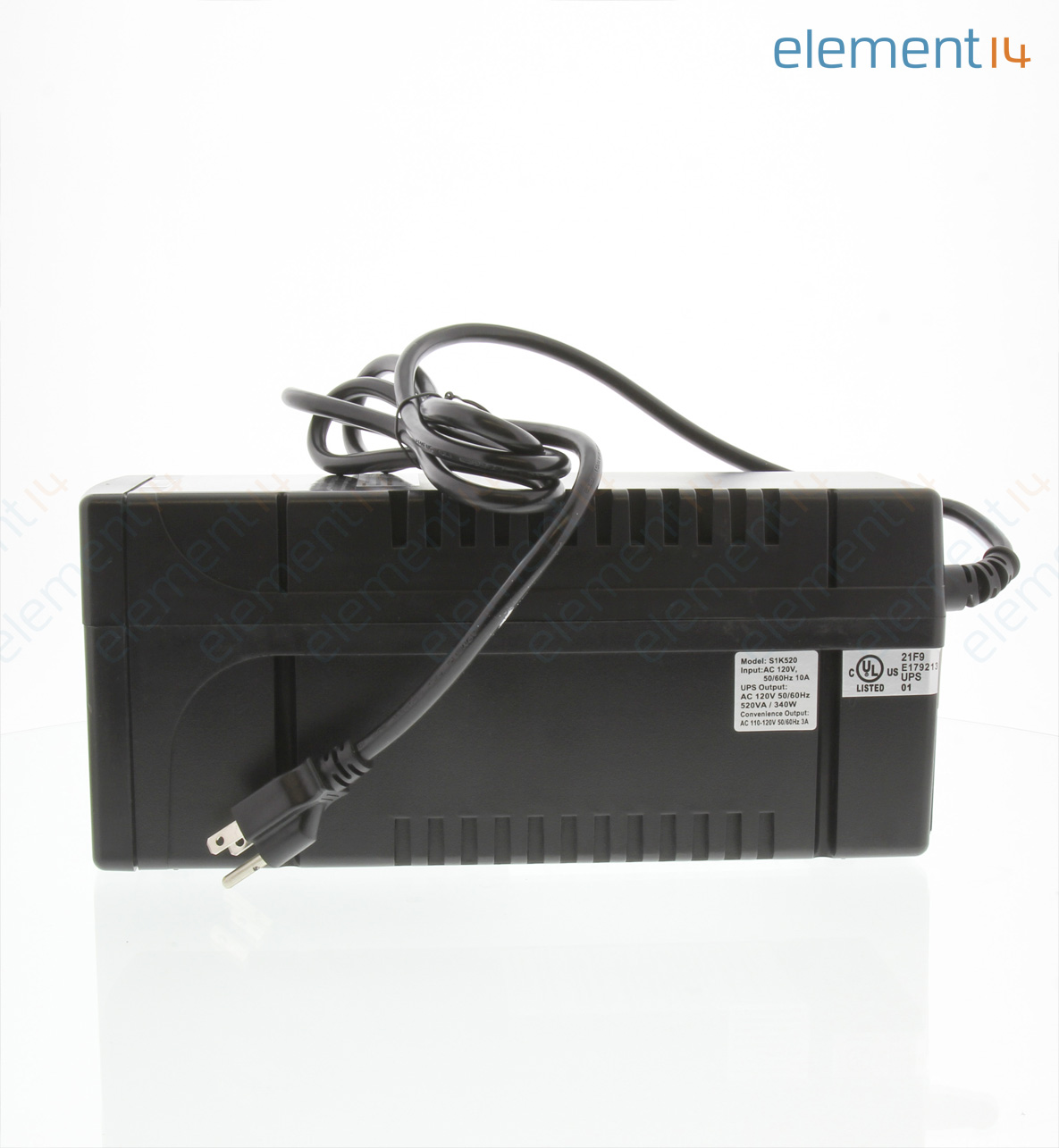 S1k520 Solahd Uninterruptible Power Supply Ups 4 Outlets Basic Circuit Diagram Add To Compare