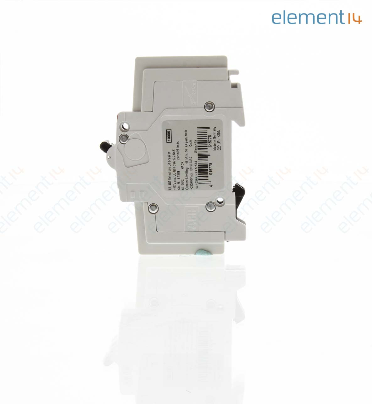 S201up K15 Abb Thermal Magnetic Circuit Breaker Miniature Under Current Relay Add To Compare